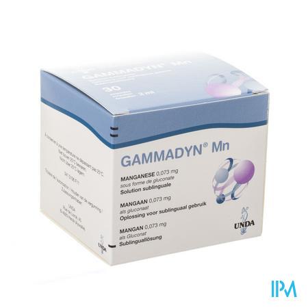 Gammadyn Ampullen 30 X 2 ml Mn Unda