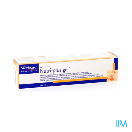 Virbac Nutri Plus Gel 120 g gel
