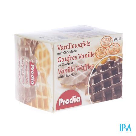 Prodia Wafel Vanille-chocolade 185g 5683 Revogan