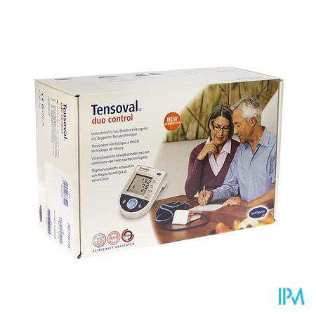 Hartmann Bloeddrukmeter Tenso Duo Con L 1 stuk
