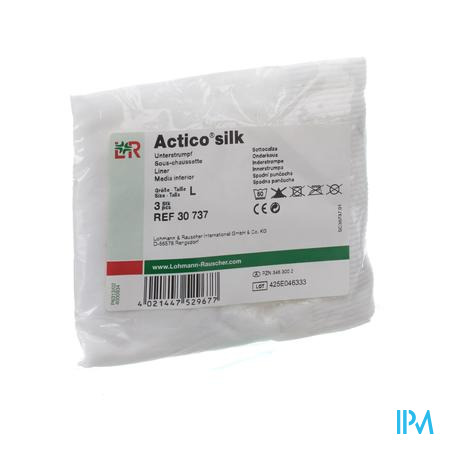 Actico Silk Liner Large 30737 1 stuk