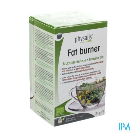 Keypharm Fat Burner Bio 20 zakjes