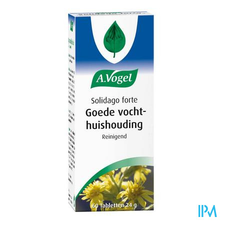 A.Vogel Solidago forte 60 tabletten