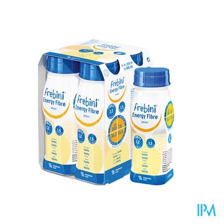 Frebini Energy Fibre Drink 200ml Vanille