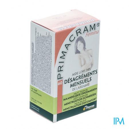 Primacram Femina 60 capsules