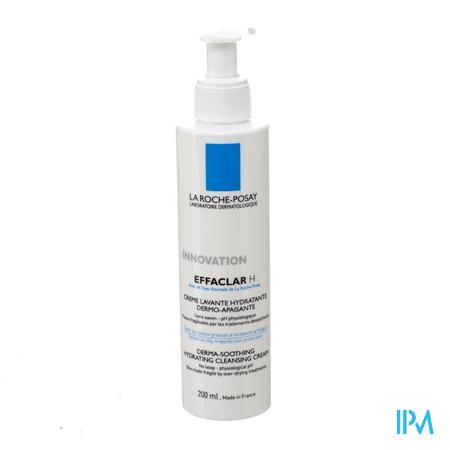 La Roche Posay Effaclar H Creme Lavante 200ml
