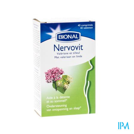 Bional Nevrovit 40 comprimés