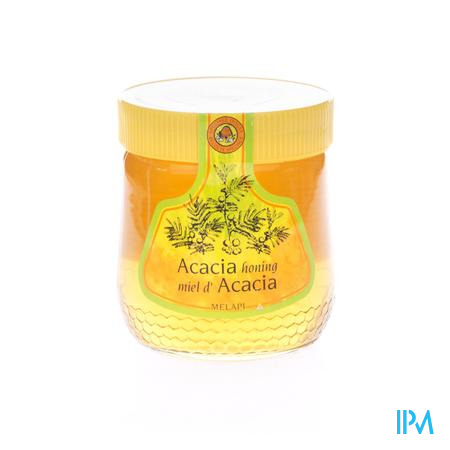 Melapi Honing Acacia Vloeibaar 500g 5520