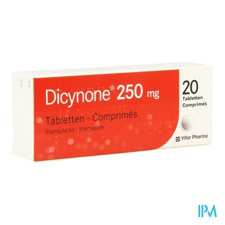 Dicynone Comp. 20x250 Mg