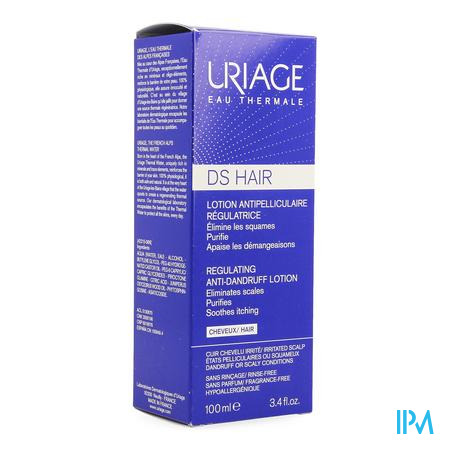 Uriage Ds Lotion Srray Verzacht.n/parf Pompfl100ml