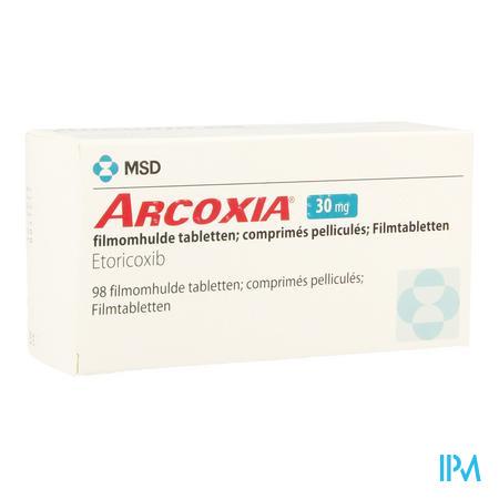 Arcoxia 30mg Comp 98