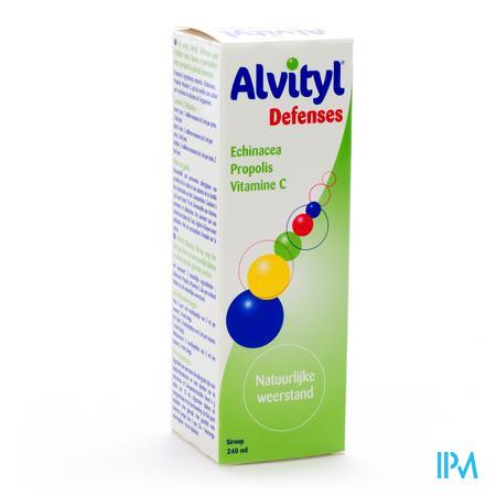 Afbeelding Alvityl Defense Siroop.