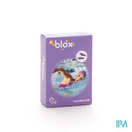 Afbeelding Blox Waterbestendige Oordopjes 1 Paar.