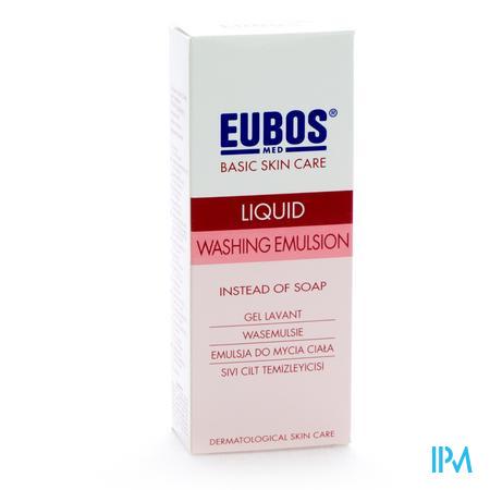 Eubos Zeep Vloeibaar Roze 200 ml