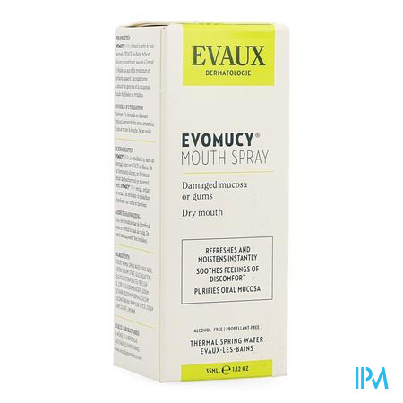Evomucy Mondspray 35ml