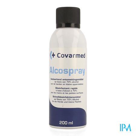 Alcospray 200ml Covarmed