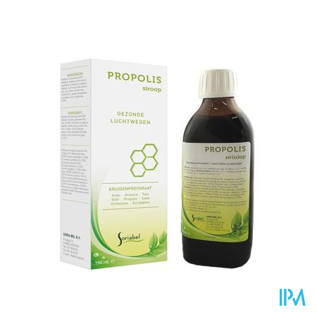Soria Propolis siroop 150 ml