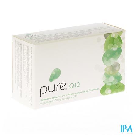 Pure Q10 60 capsules
