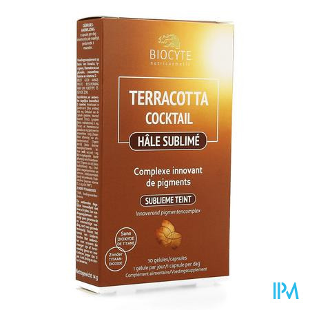 Biocyte Terracotta Cocktail Hale Sublime Comp 30