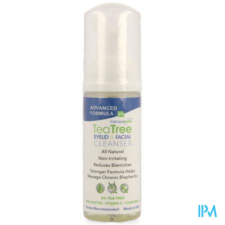Tt Mousse 2% Reinigend Fl 50ml