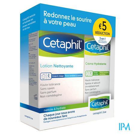 Cetaphil Complete set voor droge/gevoelige huid FR