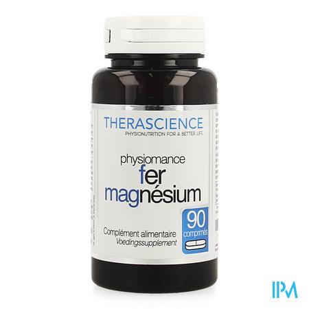 Ijzer Magnesium Comp 90 Physiomance Phy274