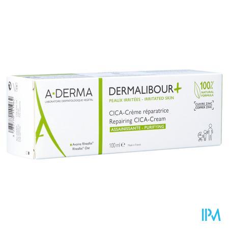 Aderma Dermalibour+ Cicacreme Herstellend100ml