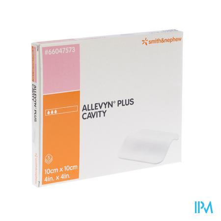 Allevyn Plus Cavity Hydrocel. 10X10Cm 66047573 5 pièces