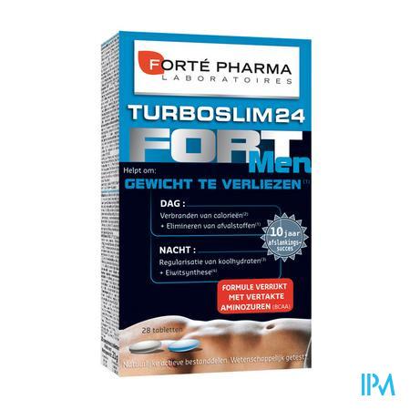 Forté Pharme Turboslim 24 Forte Men 28 tabletten
