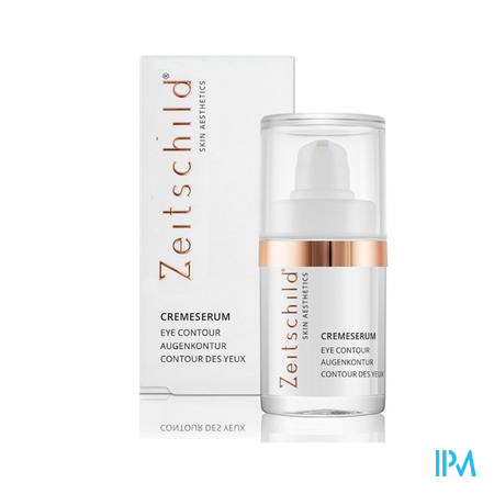Zeitschild Skin Aesthetics Oogcontour Cr Serum15ml