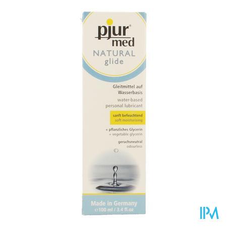 Pjur Med Natural Glide Glijmiddel 100 ml