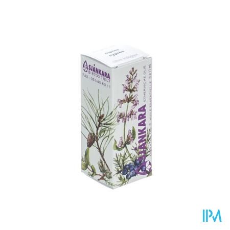 Sjankara Cypres Essentiële Olie 1410 11 ml