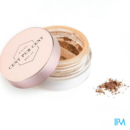 Cent Pur Cent Loose Mineral Eyeshadow Cuivre 2g