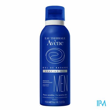 Avène Men NF Scheergel 150 ml