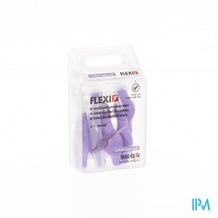Flexi Purple Borsteltje Extra Fine Taper. Interd.6