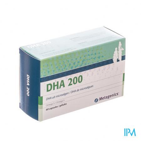 DHA 200 60 capsules