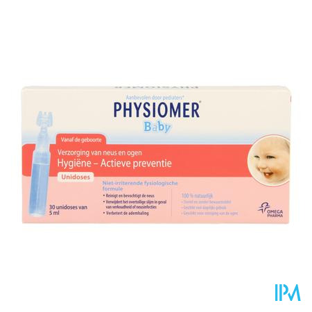 Physiomer 5ml 30 x 5 ml unidosis