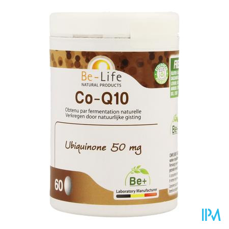 Be-Life Enzyme Co-Q10 50mg 60 capsules