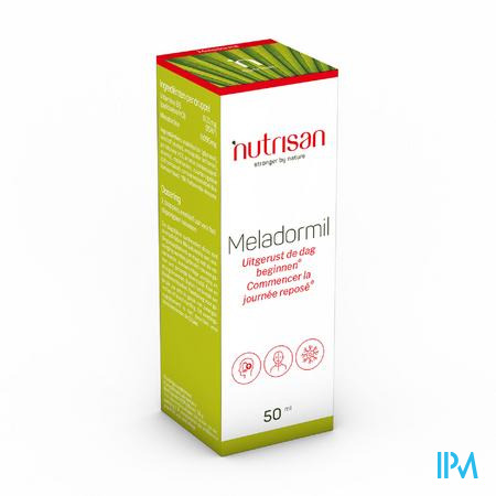Meladormil Druppels Fl 50ml Nutrisan
