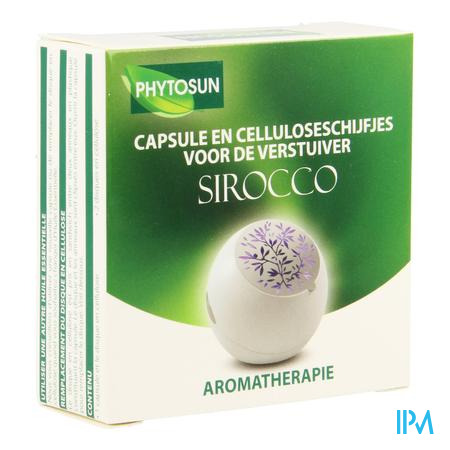 Afbeelding Phytosun Capsules Voor Verstuiver Sirocco.