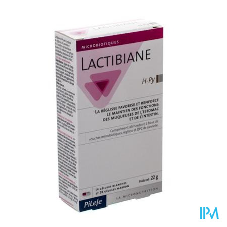 Lactibiane Hpy 42 capsules