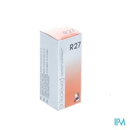 Reckeweg R 27 50 ml gouttes
