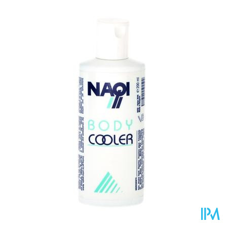 Naqi Body Cooler Lotion 200 ml