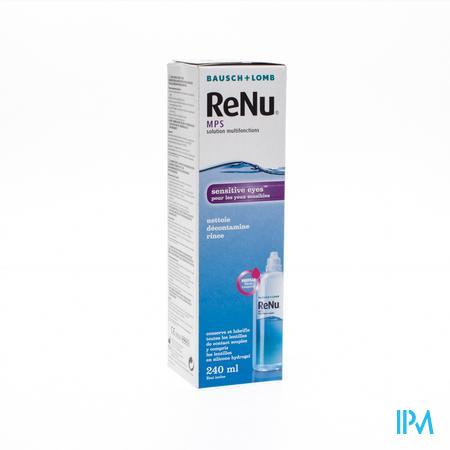 Bausch Lomb Renu Multi-Purpose 240 ml