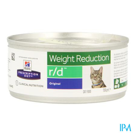 Hills Prescrip.diet Feline Rd Minced 156g 9454fe