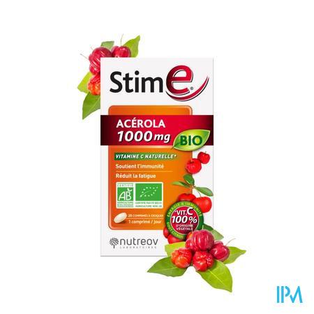 Stim E Acerola Bio 1000mg Comp 2x14