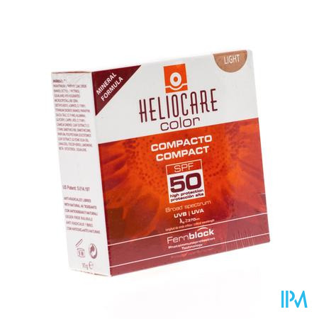 Heliocare Compact SPF50 Light 10 g