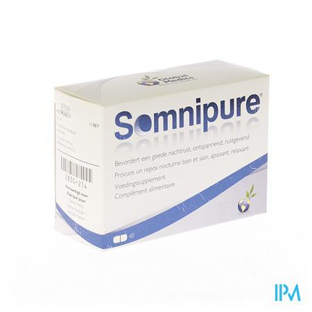 Somnipure 40 comprimés