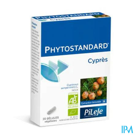 Phytostandard Cypres V-caps 20