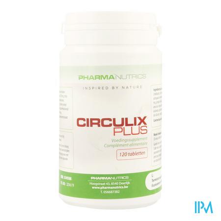 Circulix Plus Comp 120 Pharmanutrics